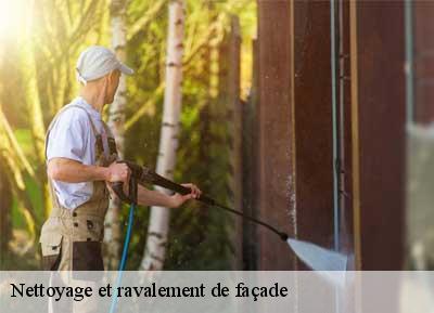 Nettoyage Et Peinture De Façade à Lorgues 83510