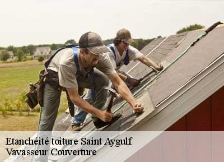 Etanchéité de toiture Saint Aygulf tél: 04 11 82 06 64